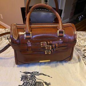 Burberry Alchester Bowling Bag